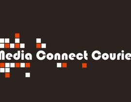 nº 69 pour Logo Design for Media Connect Couriers par Nidagold