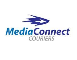 #77 dla Logo Design for Media Connect Couriers przez lukeman12