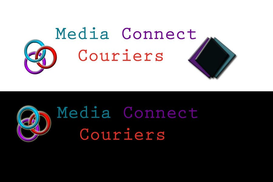 Contest Entry #71 for Logo Design for Media Connect Couriers