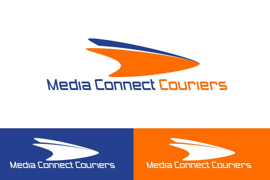 Contest Entry #75 for Logo Design for Media Connect Couriers