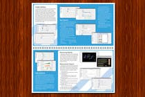 Brochure Design for Telemetry System Software için Graphic Design9 No.lu Yarışma Girdisi