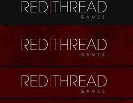 nº 28 pour Logo Design for RED THREAD GAMES par Kindland