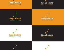 #65 para Logo Design for Greg Deakins - Photographer por Sanjoydas7