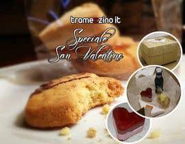 bojandjordjevic tarafından Design a banner for a food delivery website, St. Valentine campaign için no 65