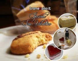 bojandjordjevic tarafından Design a banner for a food delivery website, St. Valentine campaign için no 67