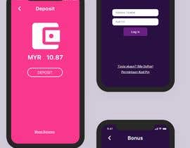 #26 for Ux Ui user interface designer by vinukn335