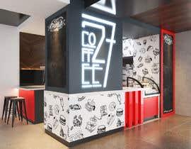#43 для Design me a coffee shop от deta3d2