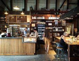 #18 для Design me a coffee shop от tmd9772802