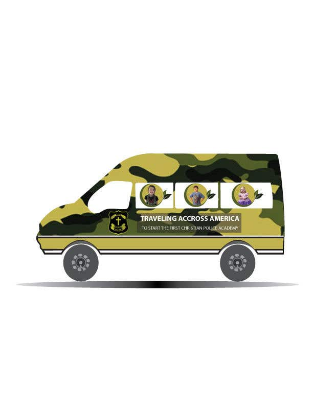 Contest Entry #16 for Vehicle Wrap