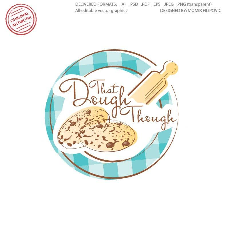 entry 95 by filipov7 for help me create a logo for my cookie dough business freelancer freelancer