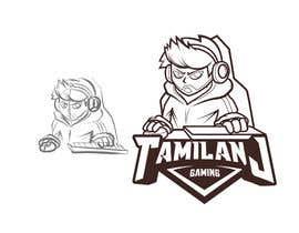 #88 untuk New logo for my YouTube Channel Tamilan J - Gaming oleh kyledeimmortal
