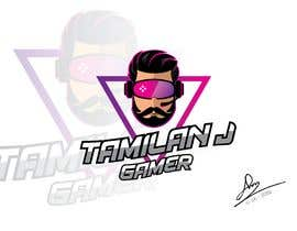 #78 untuk New logo for my YouTube Channel Tamilan J - Gaming oleh AshrafAliKhan007