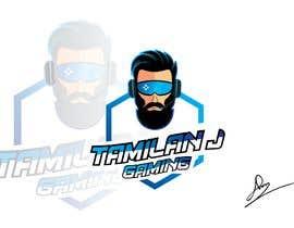 #90 untuk New logo for my YouTube Channel Tamilan J - Gaming oleh AshrafAliKhan007
