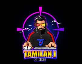 #82 untuk New logo for my YouTube Channel Tamilan J - Gaming oleh Dreamcatcher321