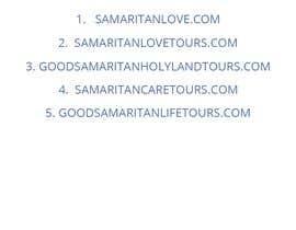 EmmanuelThomas1 tarafından I need a good tour company name ideas. için no 91