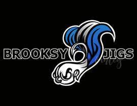 #40 cho Fishing Logo Brooksy Jigs bởi Vincebensoy