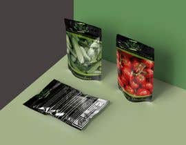 #10 for Design a Product Label (will be printed on Aluminum pouch package) af queenronyabsou