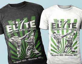#30 untuk Karate Tournament T-Shirt Design oleh Exer1976