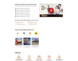 #7 untuk Redesign ONE page of a website. oleh mdziakhan