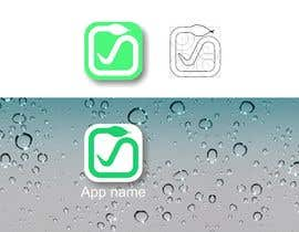 Nro 34 kilpailuun App icon from existing concept käyttäjältä Alejandro10inv