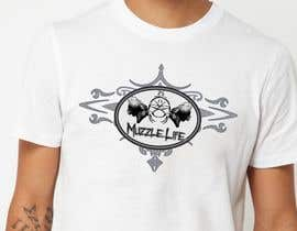 nasirali339 tarafından T-shirt Design for Muzzle Life - Featuring two Buck Deer's in Battle! için no 17