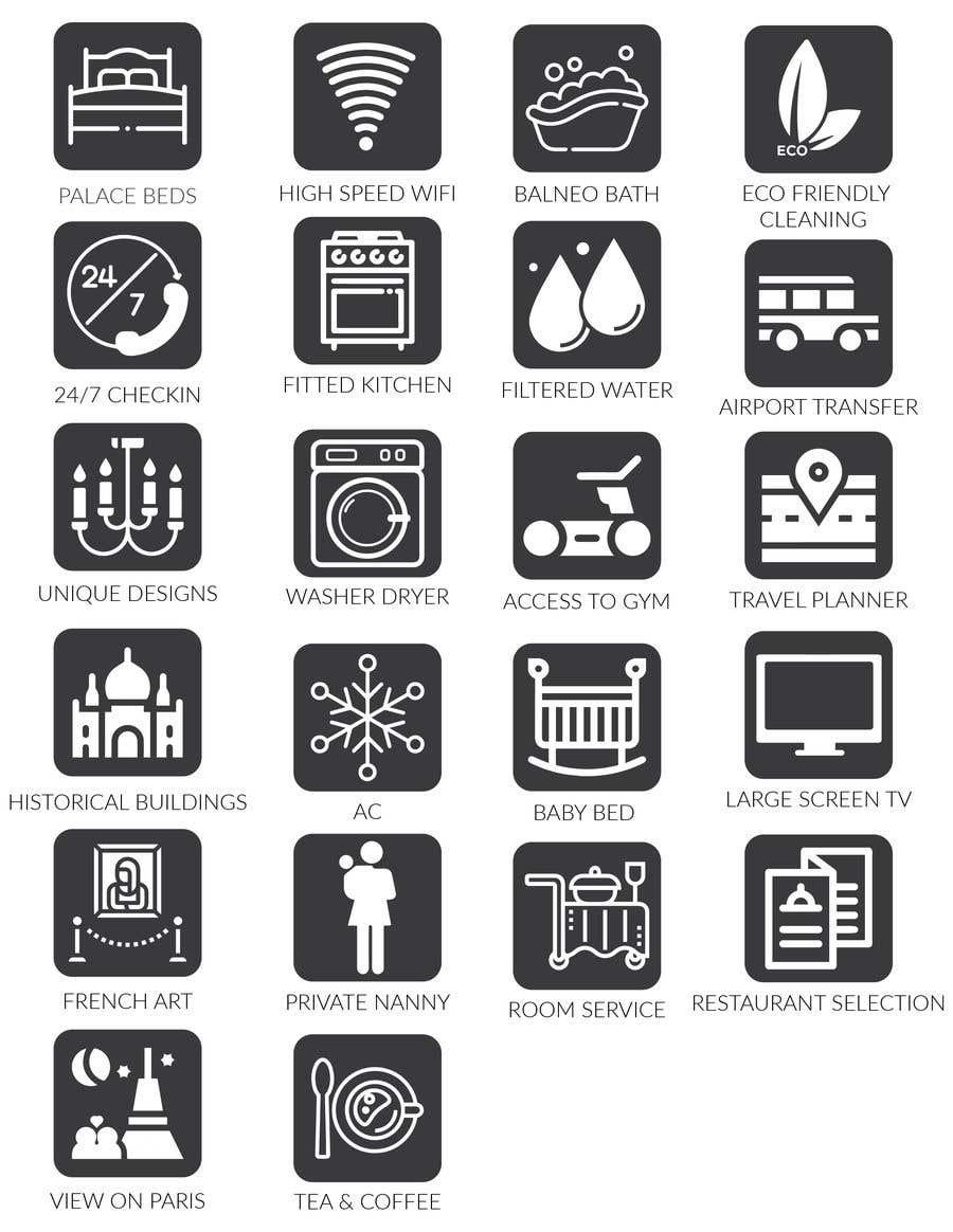 Konkurrenceindlæg #24 for Design of 20 icons