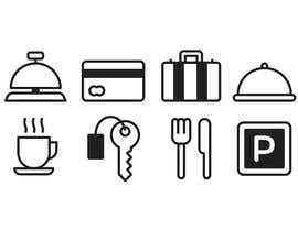 #23 for Design of 20 icons af jeekonline