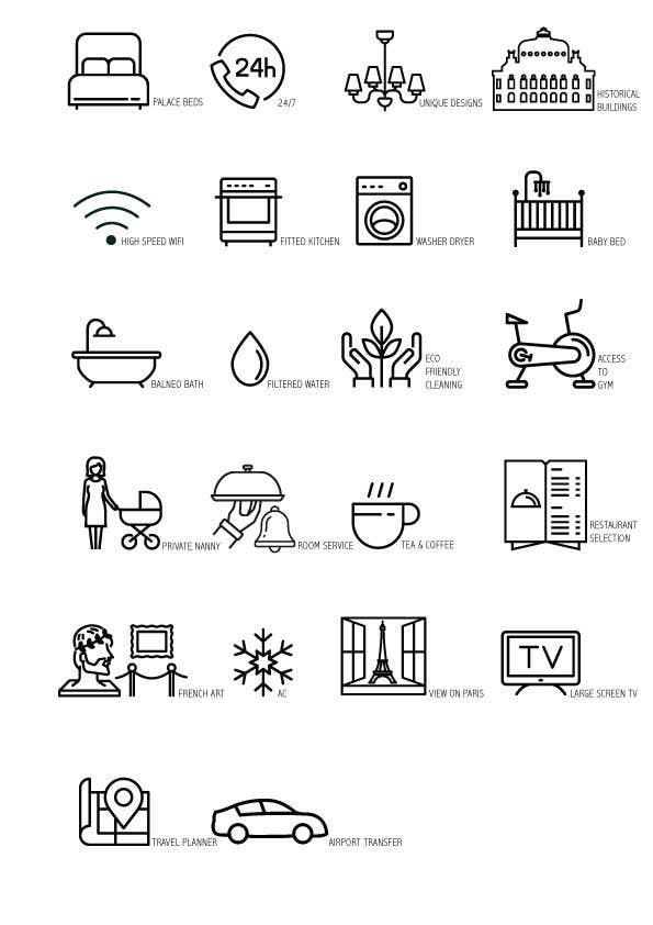 Konkurrenceindlæg #3 for Design of 20 icons