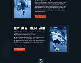 Nro 28 kilpailuun Re-design theme wordpress casino and gambling website. käyttäjältä yasirmehmood490