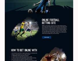nº 30 pour Re-design theme wordpress casino and gambling website. par yasirmehmood490