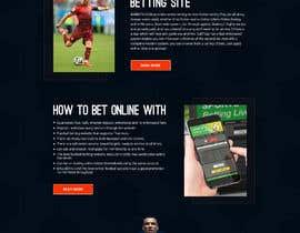 nº 32 pour Re-design theme wordpress casino and gambling website. par yasirmehmood490