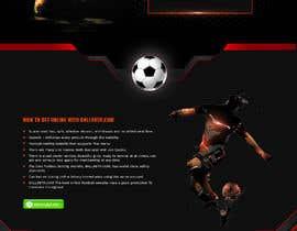 Nro 42 kilpailuun Re-design theme wordpress casino and gambling website. käyttäjältä saidesigner87