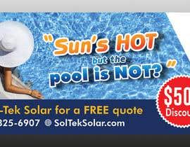 #61 для Coupon Design for Solar Pool Heating от MDSUHAILK