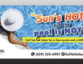 #63 для Coupon Design for Solar Pool Heating от MDSUHAILK