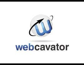 #11 for Logo Design for webcavator.com by OneTeN110