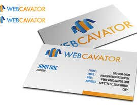 #40 for Logo Design for webcavator.com by santy99