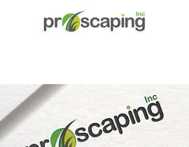 #141 untuk Create a Logo for ProScaping Inc. oleh fourtunedesign