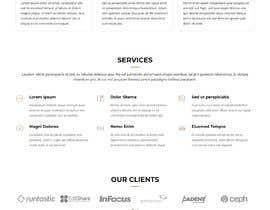 mani1990dce tarafından design a corporate website için no 13