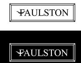 #20 for Logo Design for FAULSTON af purnimaannu5