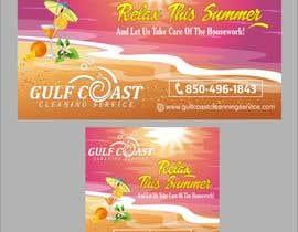 nº 25 pour Summer graphic design advertisement par sonugraphics01