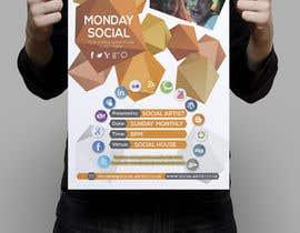 #18 untuk Design a Flyer for Social Artist Events oleh tahira11