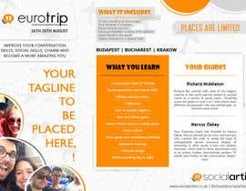#19 untuk Design a Flyer for Social Artist Travel Events oleh dgr8mehdi