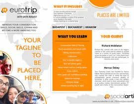 #20 untuk Design a Flyer for Social Artist Travel Events oleh dgr8mehdi