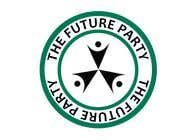 Graphic Design Konkurrenceindlæg #4 for Logo for The Future Party