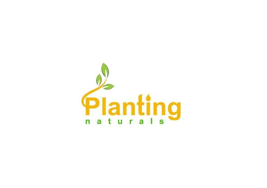Contest Entry #145 for Design me a LOGO for planting naturals