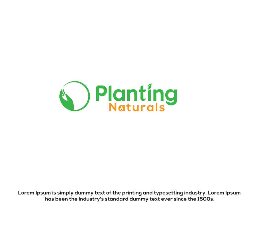 Contest Entry #160 for Design me a LOGO for planting naturals