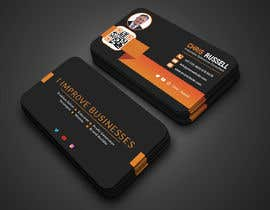 #484 cho Design a Double-Sided Business Card for a Hospitality Consultant bởi DesignerRI