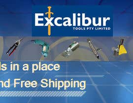 #5 for Banner Ad Design for Excaliburtools.com.au af raanvinu