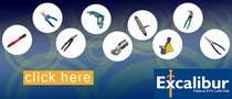 Bài tham dự #6 về Graphic Design cho cuộc thi Banner Ad Design for Excaliburtools.com.au