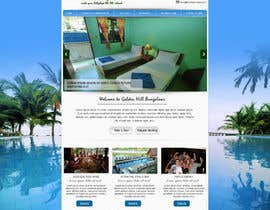#2 untuk Website Design for Golden Hill Bungalows Hotel oleh sayedphp